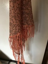Pretty scarf in Perry, Georgia