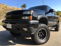 Chevy Silverado 4x4 Blacked Out in Camp Pendleton, California