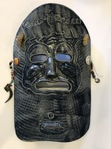 Large Handcrafted Mayan Inspired Mask in Fort Carson, Colorado