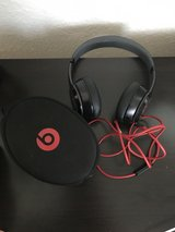Dre Beats Solo 2 (Red and Black) in Fort Carson, Colorado
