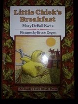 Little Chick's Breakfast, and Listen Buddy Hard Cover books in Camp Lejeune, North Carolina