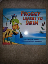Froggy Learns To Swim, Let's Go Froggy, Froggy's Sleepover, Froggy Goes To Bed, Froggy's Best Ch... in Camp Lejeune, North Carolina