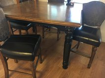 Counter height dining set in Fort Irwin, California