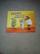 Froggy Goes To The Doctor book in Camp Lejeune, North Carolina