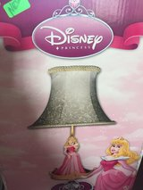 Disney Princess Aurora Lamp in Batavia, Illinois