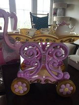 Disney Beauty and the Beast Tea Cart in Batavia, Illinois