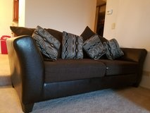 Couch + Love Seat in Bartlett, Illinois