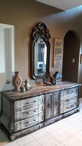 Large Thomasville Rustic Dresser in Baytown, Texas
