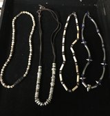 Various Necklaces in 29 Palms, California