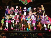 MONSTER HIGH DOLLS in Chicago, Illinois