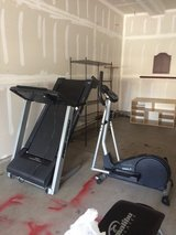treadmill in Fort Carson, Colorado