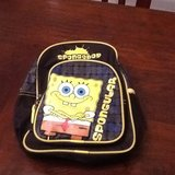 SpongeBob back pack in Spangdahlem, Germany