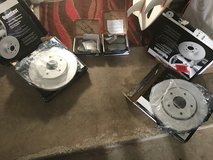 2012 Chrysler town and country brake rotors and pads in Honolulu, Hawaii
