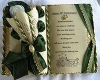 40th  Wedding Anniversary - Handmade books for any event in Grafenwoehr, GE