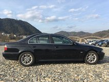 BMW 525i 2003, $4,800 OBO, Includes new snow chains in Iwakuni, Japan