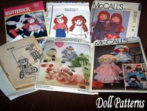 DOLL PATTERNS in Fort Benning, Georgia