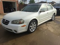 2002 Nissan Maxima in Fort Campbell, Kentucky