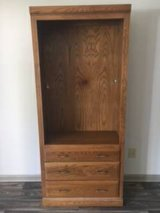 *MUST SELL* Wooden Dresser/TV Stand in Wilmington, North Carolina