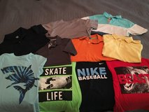 Boys SS shirts, size 8 & 8-10.   Total of 10 in Fort Rucker, Alabama