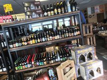 Belgian Beer & Wonderful Furniture in Ramstein, Germany