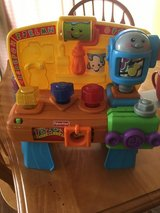 Fisher Price Laugh & Learn Workbench in Joliet, Illinois