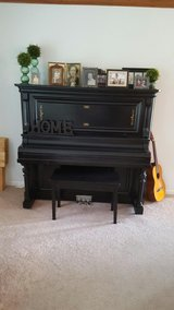 Homer Strich & Zeidler NY 1912 Piano in Livingston, Texas