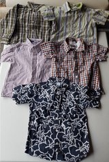 Lot of Boys Button-Down Dress Shirts, Size 3T/4T in Cherry Point, North Carolina