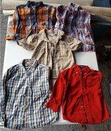Lot of Boys Button-Down Dress Shirts, Size 4T in Cherry Point, North Carolina