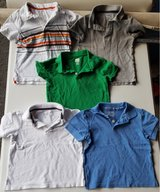 Lot of Boys Polo Shirts, Size 4T in Cherry Point, North Carolina