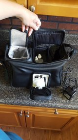 Medela Double-Electric Breast Pump with Storage & Cooler Pockets in Cherry Point, North Carolina