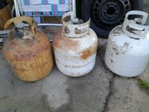 3-30 lb. propane tanks in Fort Campbell, Kentucky