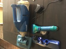 Rechargeable pool vacuum and asssesories in Fort Bragg, North Carolina