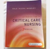 Intro to Critical Care Nursing CMC RN Program Book in Yucca Valley, California