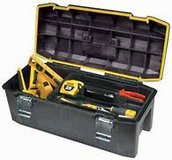 Hand Tools in Stanley box. in Eglin AFB, Florida