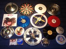 CLOCK COLLECTION (Approximately 80 Unique Clocks) in Lockport, Illinois