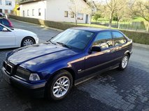 BMW E36 316i Compact  reduced NEEDS TO GO ASAP in Spangdahlem, Germany