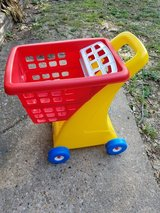Little Tikes Shopping Cart in Conroe, Texas