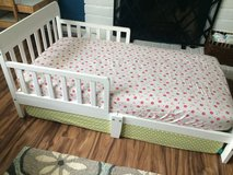 Toddler bed w/2 mattresses in Fairfield, California
