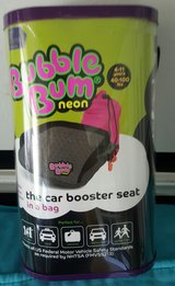 Bubble Bum - Booster Seat in a Bag in Kingwood, Texas