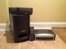 Bose 3-2-1 Home Entertainment System in Lockport, Illinois
