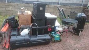 FRIDAY JUNK REMOVAL, GARAGE CLEAN UP, HAULING AND DISPOSAL in Ramstein, Germany