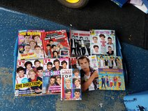 One direction book and magazines in Fort Campbell, Kentucky
