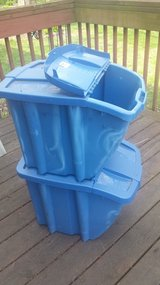 Suncast 18 Gallon Stacking Recycle Bins (2 available) in Naperville, Illinois