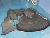 Honda Accord all.weather mats in Clarksville, Tennessee