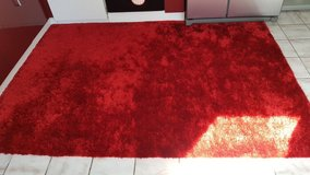 red carpet in Ramstein, Germany