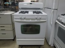 Maytag Gas Stove, Model#MGR4452BDW in Glendale Heights, Illinois