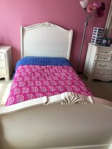 Twin bed frame in Bartlett, Illinois