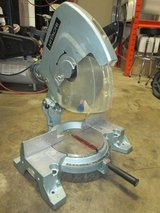 Hitachi C15FB Miter Saw, 15 amp, 15 inch blade in Bartlett, Illinois