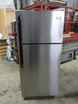 Frigidaire Stainless apartment sized Refrigerator in Elgin, Illinois