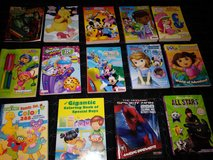 Coloring books lot in The Woodlands, Texas